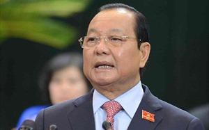 Cách chức Bí thư TP.HCM nhiệm kỳ 2010 - 2015 với ông Lê Thanh Hải