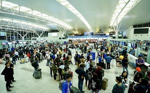 Bộ Xây dựng ủng hộ mở rộng nhà ga T2 sân bay Nội Bài trị giá 4.051 tỷ đồng