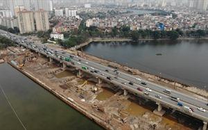 Hà Nội thúc tiến độ nhiều dự án giao thông trọng điểm