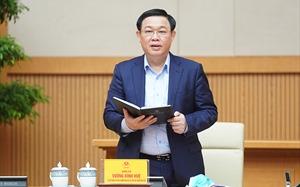 Bí thư Thành uỷ Vương Đình Huệ: Hà Nội cơ bản kiểm soát được dịch bệnh
