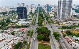 13 dự án hạ tầng giao thông với tổng vốn hơn 3.500 tỷ vừa khởi công tại TP.HCM