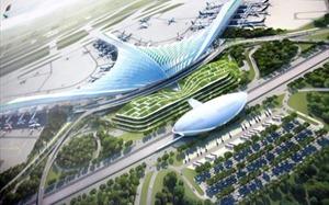 Bắt đầu giao đất xây dựng Sân bay Long Thành vào tháng 6/2020