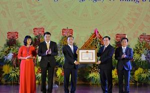 Thanh Hóa: Quảng Xương đón bằng đạt chuẩn nông thôn mới