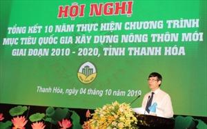 Thanh Hóa: Nhìn lại 10 năm thực hiện Chương trình MTQG về xây dựng Nông thôn mới