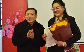 PGS.TS Doãn Hồng Nhung giữ chức Phó trưởng ban Pháp chế VNREA
