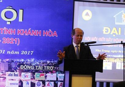 Ra mắt ban chấp hành Hội Môi giới BĐS Khánh Hòa nhiệm kỳ II