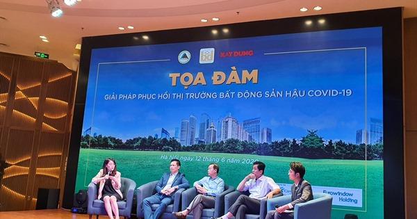 """Thị trường BĐS Việt Nam: Qua cơn """"hôn mê"""" để """"lên đỉnh"""" vào năm 2023 - 2024?"""