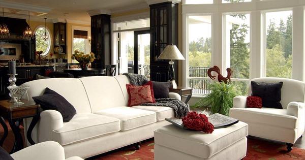 Thiết kế phòng khách: Những điều cấm kỵ