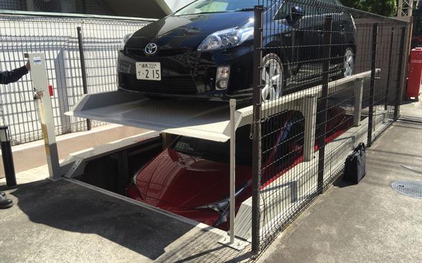 Một hướng giải quyết đỗ xe ở các đô thị
