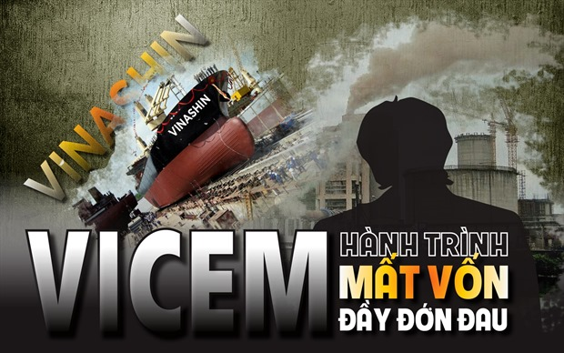 """VICEM: """"Người anh cả"""" ngành vật liệu xây dựng và hành trình mất vốn đầy đớn đau"""
