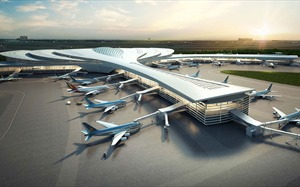 Feasibility report and first phase of Long Thanh airport approved reasonable